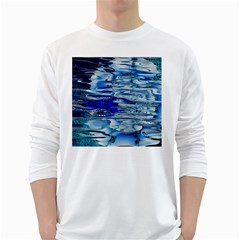Graphics Wallpaper Desktop Assembly White Long Sleeve T Shirts