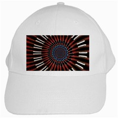The Fourth Dimension Fractal Noise White Cap