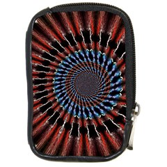 The Fourth Dimension Fractal Noise Compact Camera Cases