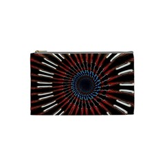The Fourth Dimension Fractal Noise Cosmetic Bag (small)
