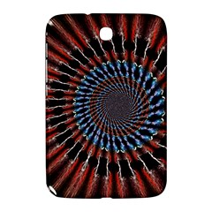 The Fourth Dimension Fractal Noise Samsung Galaxy Note 8 0 N5100 Hardshell Case