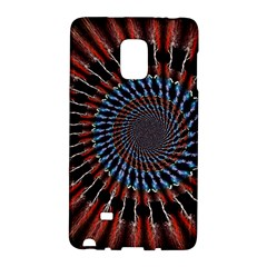 The Fourth Dimension Fractal Noise Galaxy Note Edge