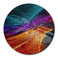 Graphics Imagination The Background Round Mousepads