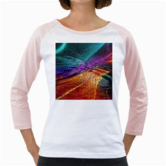 Graphics Imagination The Background Girly Raglans