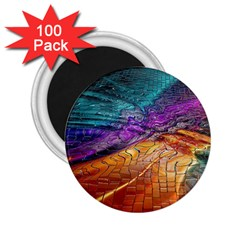 Graphics Imagination The Background 2 25  Magnets (100 Pack)