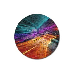 Graphics Imagination The Background Magnet 3  (round)