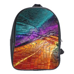 Graphics Imagination The Background School Bag (xl)