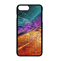 Graphics Imagination The Background Apple Iphone 7 Plus Seamless Case (black)