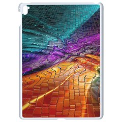 Graphics Imagination The Background Apple Ipad Pro 9 7   White Seamless Case