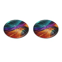Graphics Imagination The Background Cufflinks (oval)