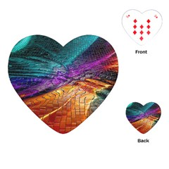 Graphics Imagination The Background Playing Cards (heart)
