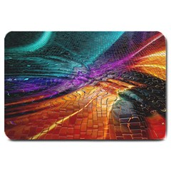 Graphics Imagination The Background Large Doormat