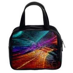 Graphics Imagination The Background Classic Handbags (2 Sides)