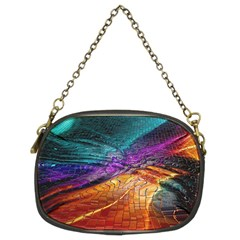 Graphics Imagination The Background Chain Purses (two Sides)