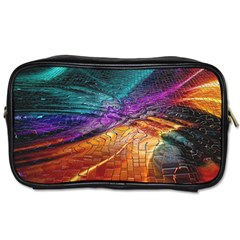 Graphics Imagination The Background Toiletries Bags 2 Side