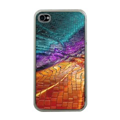 Graphics Imagination The Background Apple Iphone 4 Case (clear)