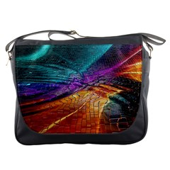 Graphics Imagination The Background Messenger Bags