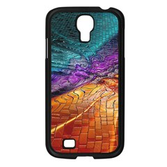 Graphics Imagination The Background Samsung Galaxy S4 I9500/ I9505 Case (black)