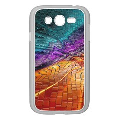 Graphics Imagination The Background Samsung Galaxy Grand Duos I9082 Case (white)