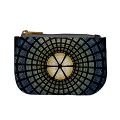 Stained Glass Colorful Glass Mini Coin Purses