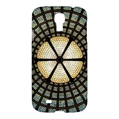 Stained Glass Colorful Glass Samsung Galaxy S4 I9500/i9505 Hardshell Case