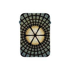 Stained Glass Colorful Glass Apple Ipad Mini Protective Soft Cases