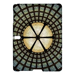 Stained Glass Colorful Glass Samsung Galaxy Tab S (10 5 ) Hardshell Case