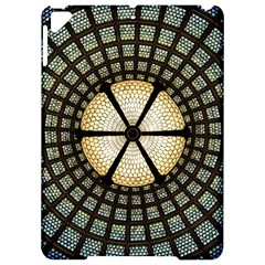 Stained Glass Colorful Glass Apple Ipad Pro 9 7   Hardshell Case