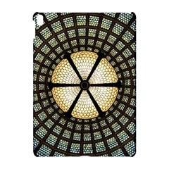 Stained Glass Colorful Glass Apple Ipad Pro 10 5   Hardshell Case