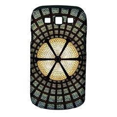 Stained Glass Colorful Glass Samsung Galaxy S Iii Classic Hardshell Case (pc+silicone)
