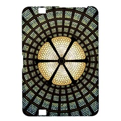 Stained Glass Colorful Glass Kindle Fire Hd 8 9