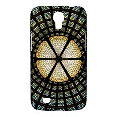 Stained Glass Colorful Glass Samsung Galaxy Mega 6 3  I9200 Hardshell Case