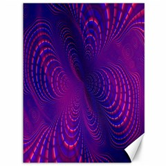 Abstract Fantastic Fractal Gradient Canvas 36  X 48