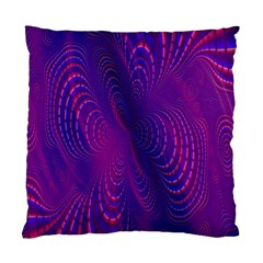Abstract Fantastic Fractal Gradient Standard Cushion Case (one Side)