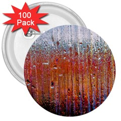 Glass Colorful Abstract Background 3  Buttons (100 Pack)