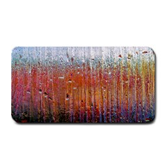 Glass Colorful Abstract Background Medium Bar Mats