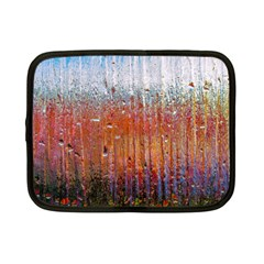 Glass Colorful Abstract Background Netbook Case (small)