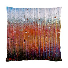 Glass Colorful Abstract Background Standard Cushion Case (one Side)