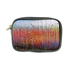 Glass Colorful Abstract Background Coin Purse