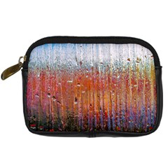 Glass Colorful Abstract Background Digital Camera Cases