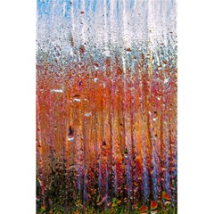 Glass Colorful Abstract Background 5 5  X 8 5  Notebooks
