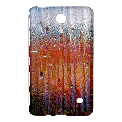 Glass Colorful Abstract Background Samsung Galaxy Tab 4 (8 ) Hardshell Case