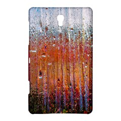 Glass Colorful Abstract Background Samsung Galaxy Tab S (8 4 ) Hardshell Case