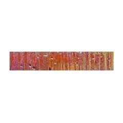 Glass Colorful Abstract Background Flano Scarf (mini)
