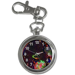 The Fourth Dimension Fractal Key Chain Watches