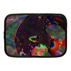 The Fourth Dimension Fractal Netbook Case (medium)