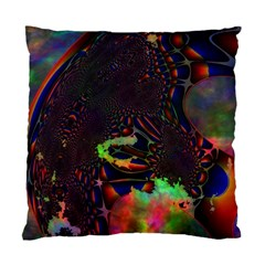The Fourth Dimension Fractal Standard Cushion Case (one Side)