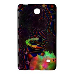 The Fourth Dimension Fractal Samsung Galaxy Tab 4 (7 ) Hardshell Case