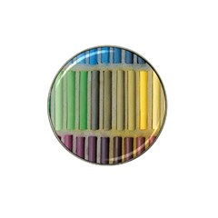 Pastels Cretaceous About Color Hat Clip Ball Marker