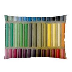 Pastels Cretaceous About Color Pillow Case